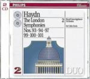 HAYDN: SINFONIE LONDINESI VOL.2: N.93, N.94, N.97, N.99, N.100, N.101 2CD (CD)