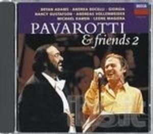 LUCIANO PAVAROTTI - PAVAROTTI AND FRIENDS 2 (CD)