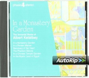 IN A MONASTERY GARDEN THE IMMORTAL WORKS (CD)
