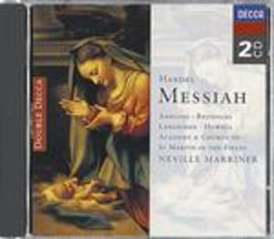 HANDEL: IL MESSIA 2CD (CD)
