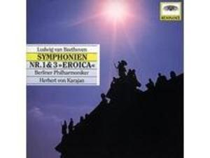 BEETHOVEN: SYMPHONIEN NR.1,3 EROICA (CD)