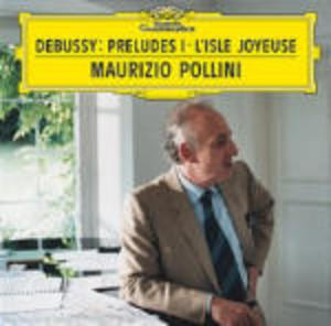 DEBUSSY:PRELUDES I L'ISLE JOYEUSE (CD)