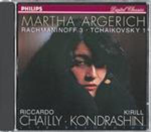 RACHMANINOV: CONCERTO PER PIANOFORTE N.3 / CONCERTO PER PIANOFORTE N.17 (CD)