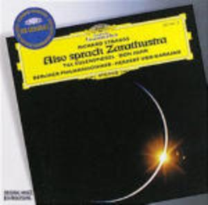 STRAUSS: COSI' PARLO' ZARATHUSTRA (ALSO SPRACH ZARATHUSTRA) (CD)