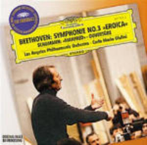 BEETHOVEN: SINFONIA N.3 / OUVERTURE MANFRED (CD)