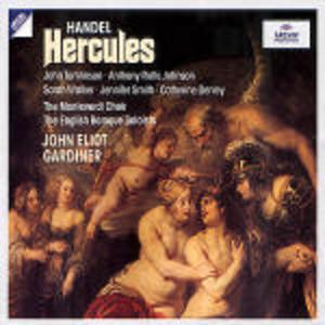 HANDEL HERCULES 2CD (CD)