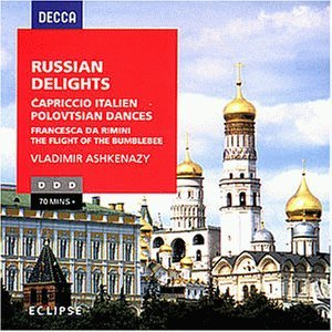 RUSSIAN DELIGHTS (CD)