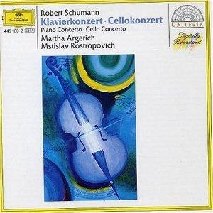 SCHUMANN: KLAVIERKONZERT (CD)