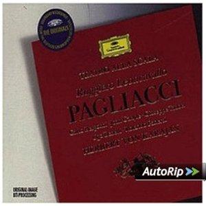 LEONCAVALLO:PAGLIACCI TEATRO ALLA SCALA (CD)