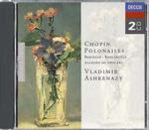CHOPIN: POLONAISES 2CD (CD)