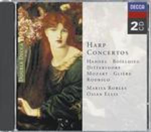 HARP CONCERTOS -2CD (CD)