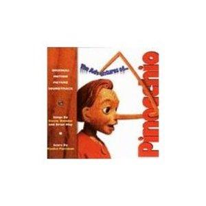 THE ADVENTURES OF PINOCCHIO (CD)