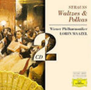 STRAUSS: WALTZES AND POLKAS (CD)