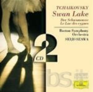 TCHAIKOVSKY: IL LAGO DEI CIGNI -2CD (CD)
