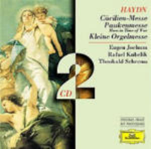 HAYDN: 3 MESSE 2CD (CD)