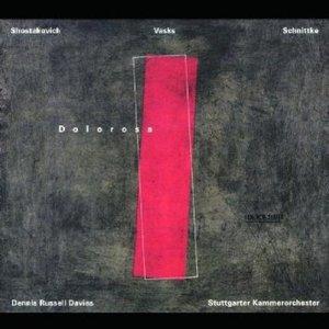 DOLOROSA CHAMBER SYMPHONY / MUSICA DOLOROSA / TRIO SONATA (CD)