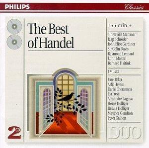 HANDEL - THE BEST OF -2CD (CD)