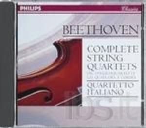 BEETHOVEN: COMPLETE STRING QUARTETS -10CD (CD)