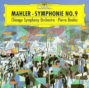 MAHLER: SYMPHONY NO.9 (CD)