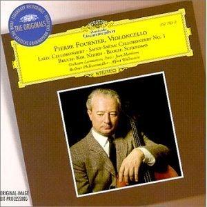 CONCERTI PER VIOLONCELLO BY PIERRE FOURNIER (CD)