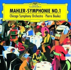 MAHLER: SYMPHONY NO. 1 (CD)