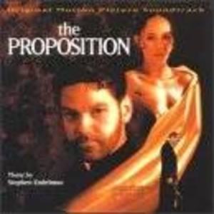 THE PROPOSITION / LA PROPOSTA (CD)