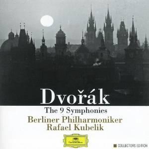 DVORAK - SINFONIE COMPLETE -6CD (CD)