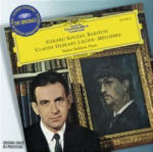 DEBUSSY: MELODIE - LIEDER (CD)