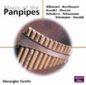 MAGIC OF THE PANPIPES (CD)