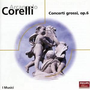 CORELLI:CONCERTI GROSSI OP.6 [AUDIO CD] I MUSICI (CD)
