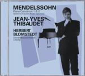 MENDELSSOHN:PIANO CONCERTOS 1 2 (CD)