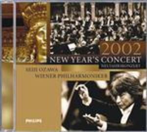 NEW YEAR'S CONCERT 2002 (CD)