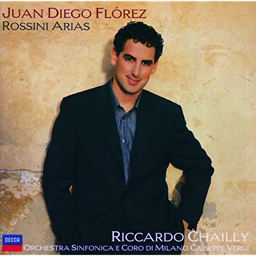 JUAN DIEGO FLREZ - ROSSINI ARIAS (CD)
