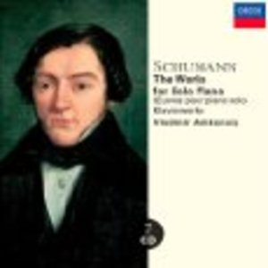 SCHUMANN: THE WORKS FOR SOLO PIANO-7CD (CD)