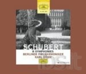 SCHUBERT: 8 SINFONIE -4CD (CD)