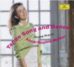 TANGO SONG AND DANCE (CD)