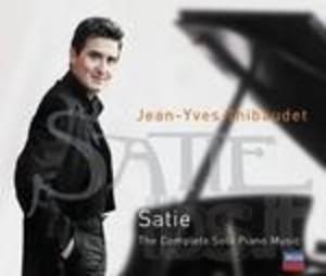 SATIE: THE COMPLETE SOLO PIANO MUSICA -5CD (CD)