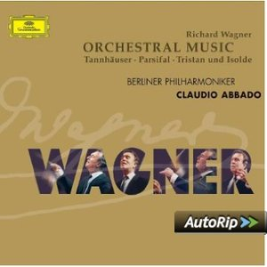 WAGNER: ORCHESTRAL PIECES FROM PARSIFAL, TRISTAN & ISOLDE, TANNH