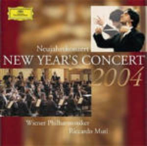NEW YEAR'S CONCERT 2004 -2CD (CD)