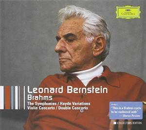 BRAHMS : SINFONIE COMPLETE - DOPPIO CONCERTO - VARIAZIONI SU UN TEMA -5CD (CD)