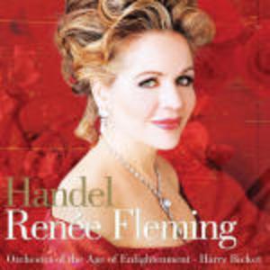 HANDEL: RENE'E FLEMING (CANTANTE) (CD)