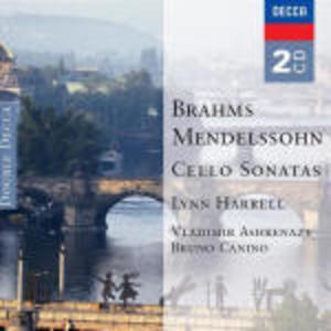 BRAHMS SONATE PER VIOLONCELLO (CD)