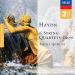 HAYDN: QUARTETTI PER ARCHI N.1, N.2, N.3, N.4, N.5, 2CD (CD)