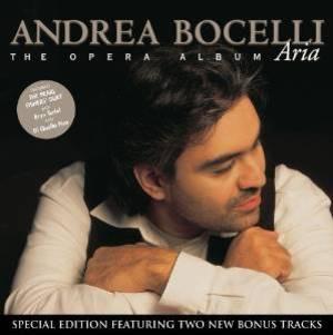ANDREA BOCELLI - ARIA CLASSICA (CD)