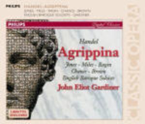 HANDEL AGRIPPINA 3CD (CD)