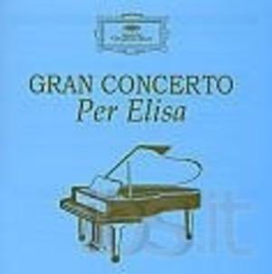 GRAN CONCERTO PER ELISA -5CD (CD)