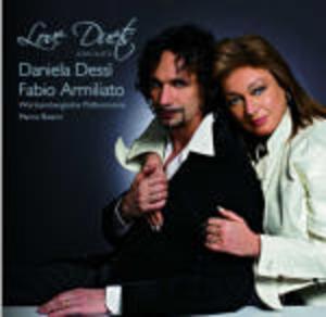LOVE DUETS FABIO ARMILIATO DANIELA DESSI' (CD)