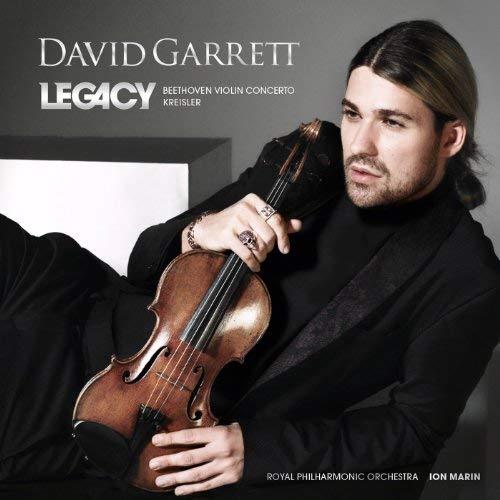 DAVID GARRETT - LEGACY * (CD)