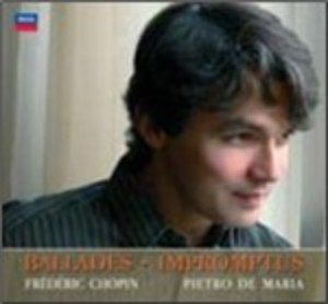 CHOPIN BALLATE - IMPROMPTUS (CD)