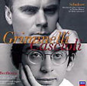 SCHUBERT: MUSICHE PER FLAUTO E PIANOFORTE (CD)